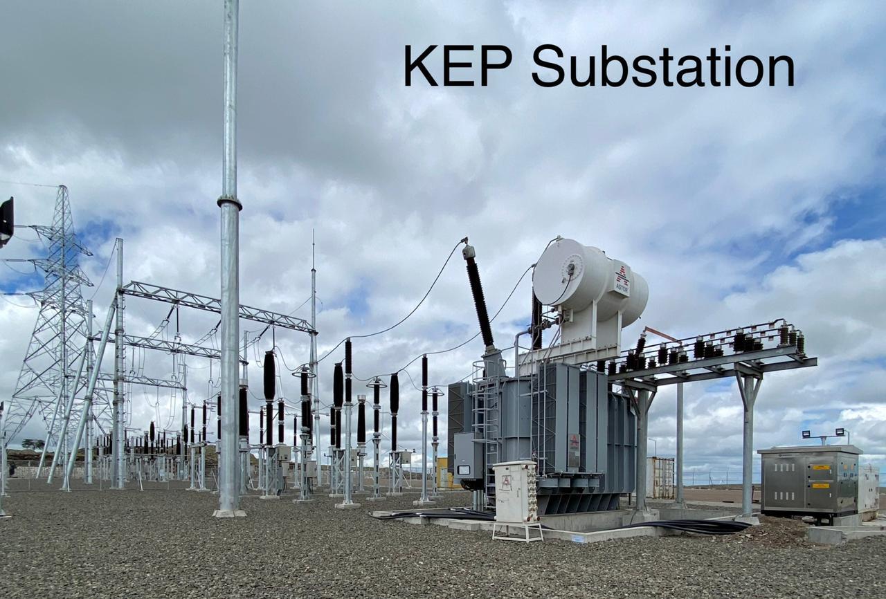KEP Substation